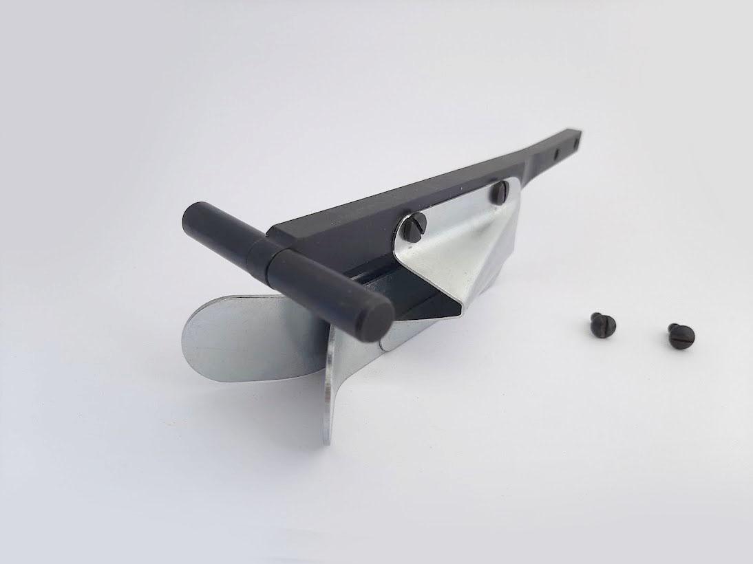 FO-6001C Riveteuse Compacte avec 5 Nez Interchangeables et 50 Rivets AECCN Pince /à Rivet Lourde /à Double Poign/ées